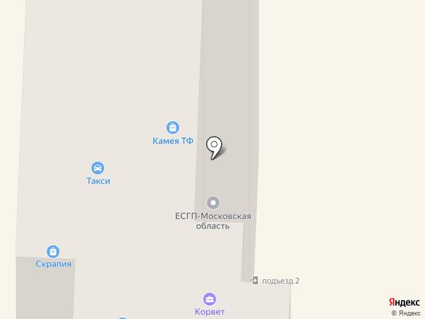 Авентура-К на карте Королёва