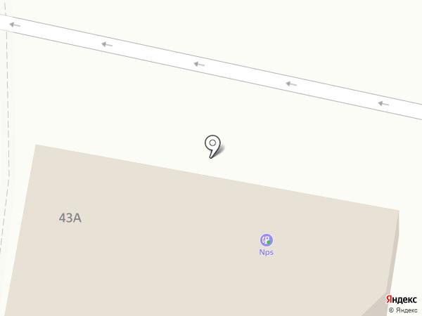 АЗС на карте Королёва