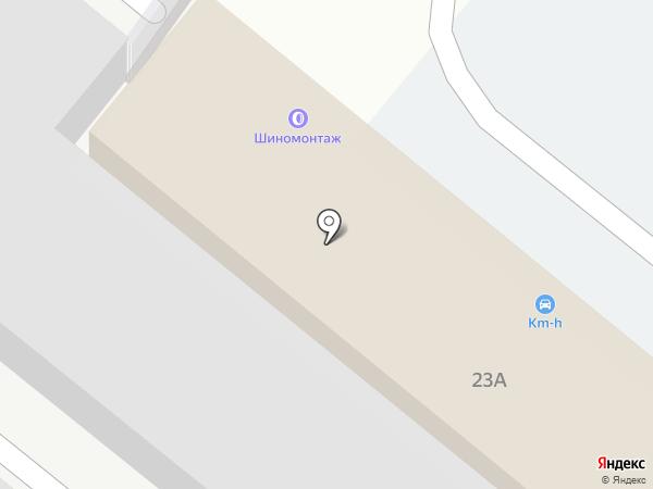 Автосервис на карте Люберец