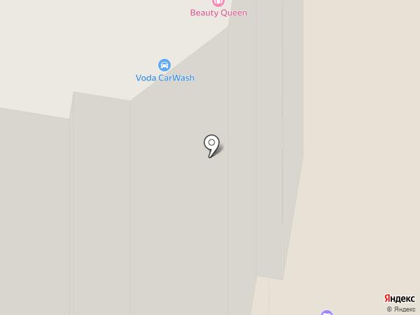 Избёнка на карте Дзержинского