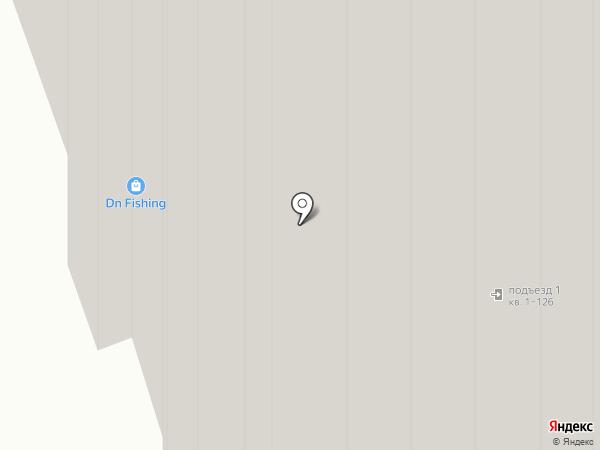 Ника-град на карте Реутова