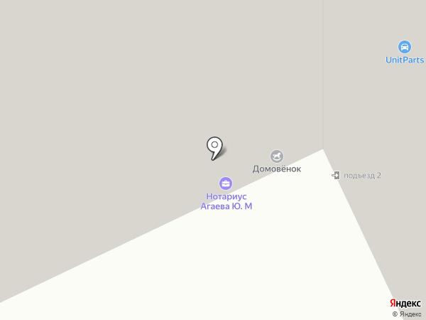 Н-Авиценна на карте Королёва