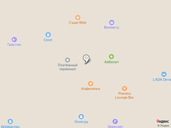 LADA Деталь на карте Королёва