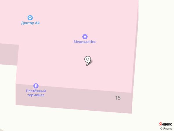 Доктор Ай на карте Королёва