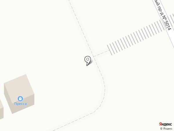Сейлс на карте Восточного