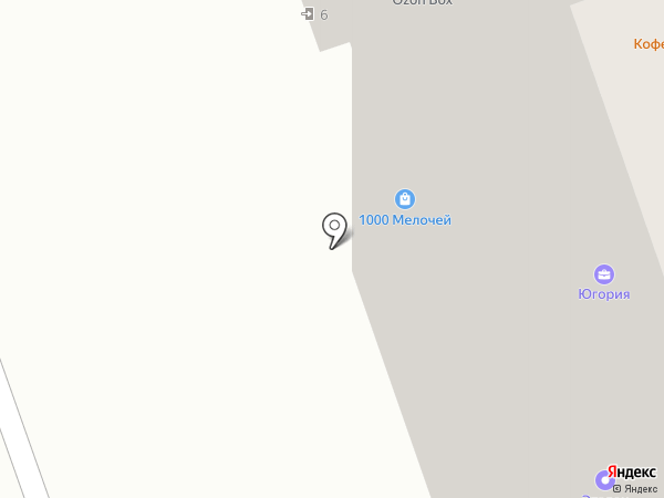 Style bar на карте Реутова