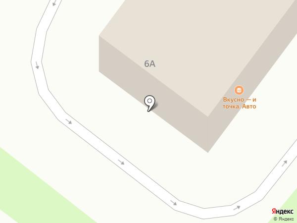 McDonald`s на карте Котельников