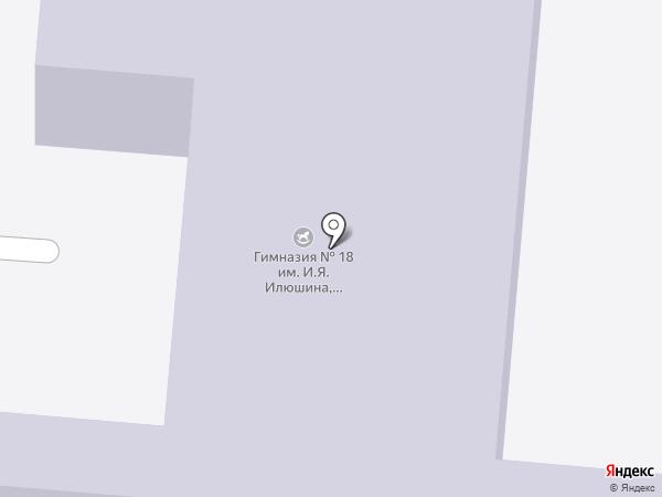 Детский сад №16, Забава на карте Королёва