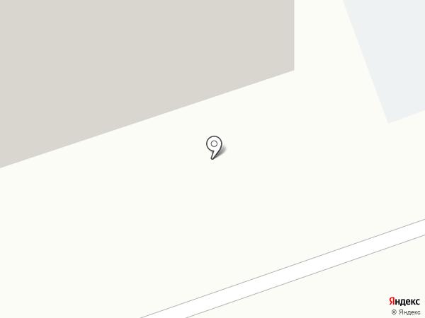 Домашняя на карте Реутова