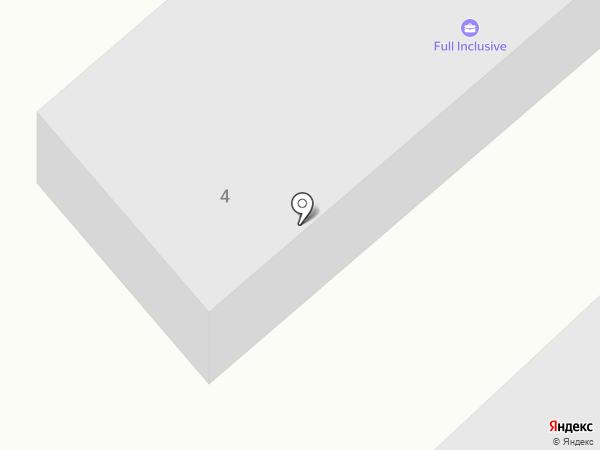 Рейс на карте Дзержинского