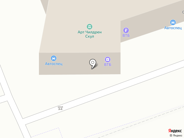 Пристань-к на карте Реутова