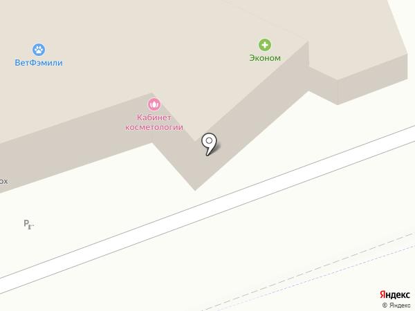 ЗОВ на карте Реутова