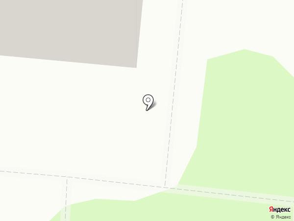 Магазин товаров для ремонта на карте Королёва