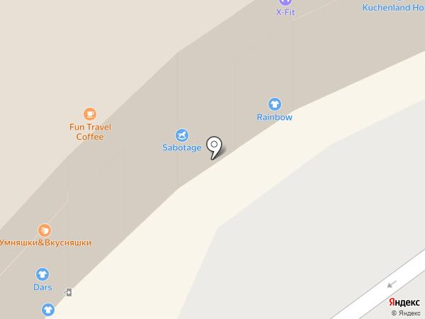 Сбербанк, ПАО на карте Старого Оскола