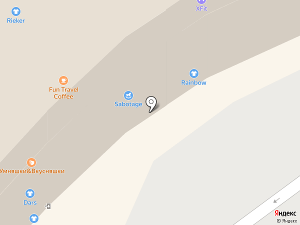 PUNTO на карте Старого Оскола