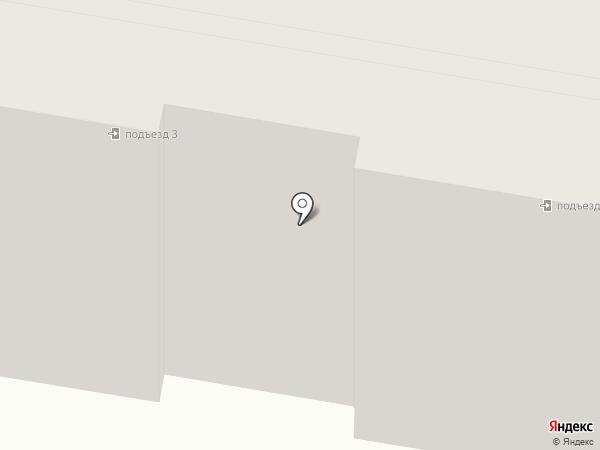 Брусничка на карте Ясиноватой