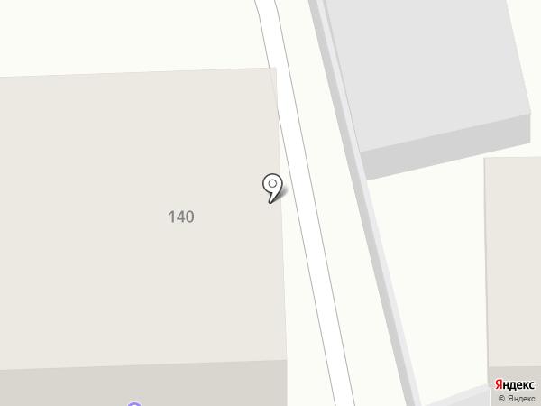 СЕВАМ на карте Старого Оскола