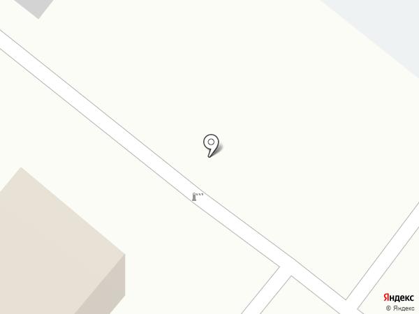 Автостоянка на карте Котельников