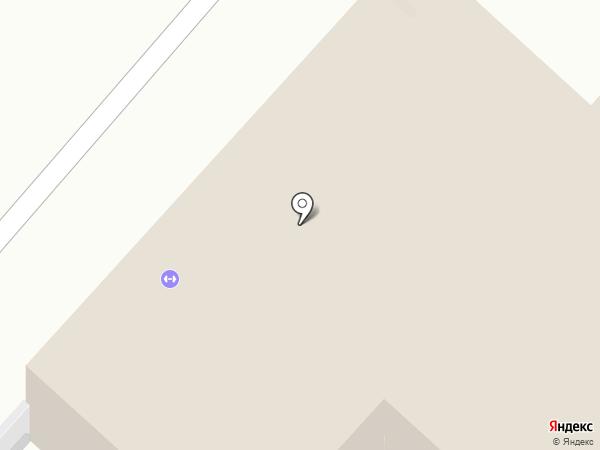 Отдел надзорной деятельности по Люберецкому району на карте Люберец