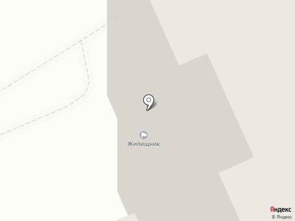 Жилищник района Восточный, ГБУ на карте Восточного