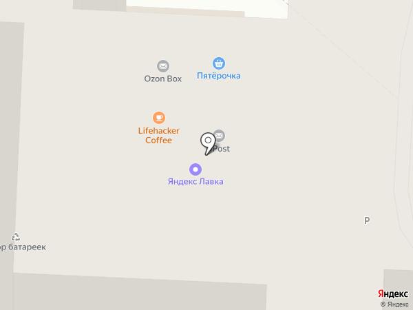 Авто Район на карте Люберец
