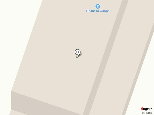 Мебель-ВО на карте Пушкино