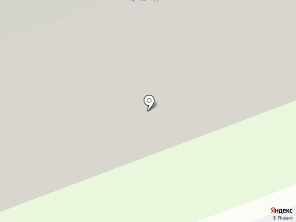 Гардиан на карте Реутова
