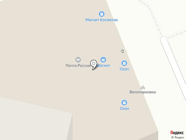 Магнит-Косметик на карте Люберец