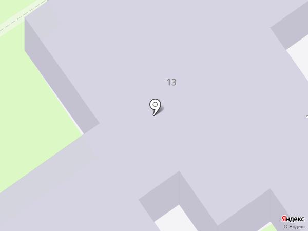Детский сад №44, Золушка на карте Старого Оскола