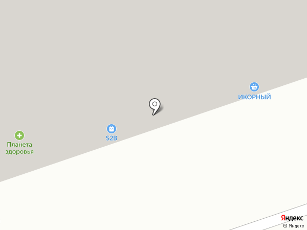 Сахалинский икорный дом на карте Реутова