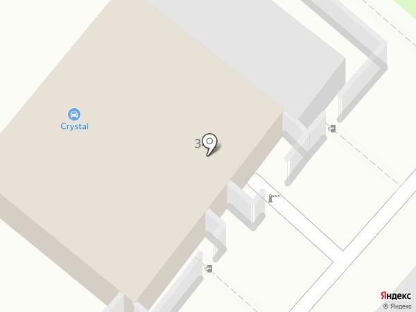 Автокомплекс на карте Люберец