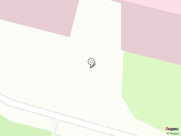 Детская поликлиника на карте Люберец