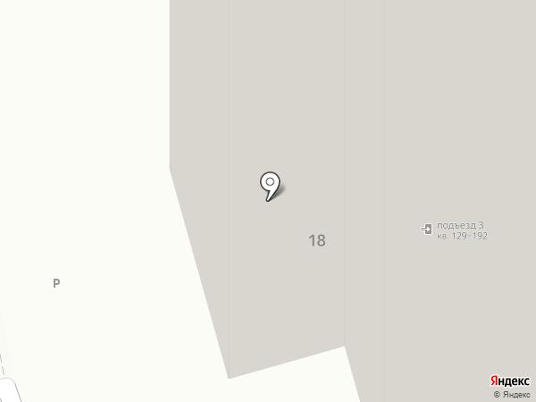 У дяди Сани на карте Балашихи