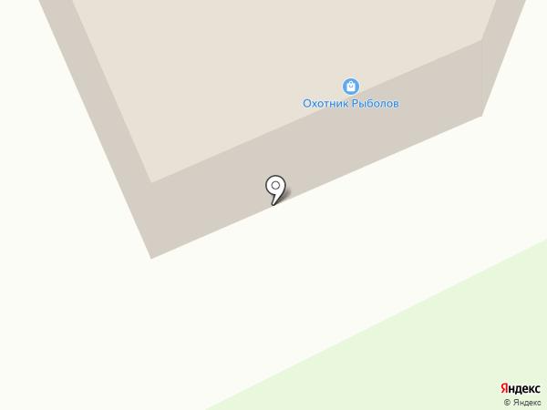 Карм на карте Пушкино