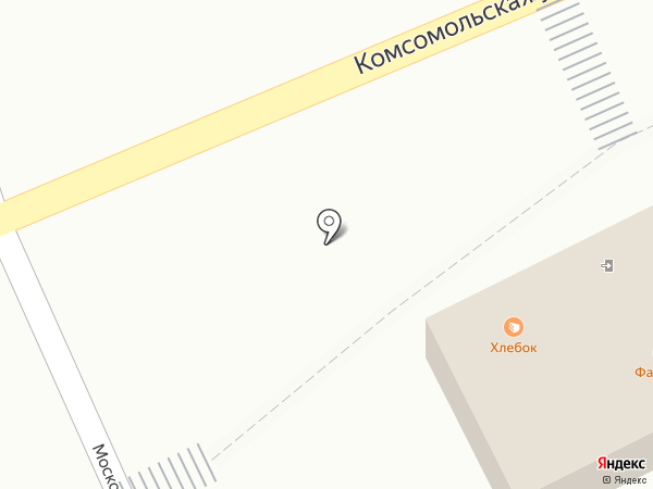 Продовольственный магазин на карте Люберец