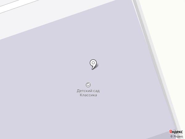 Р-сетевая компания на карте Реутова
