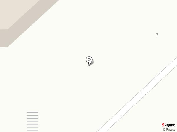 Магазин автотоваров на карте Пушкино