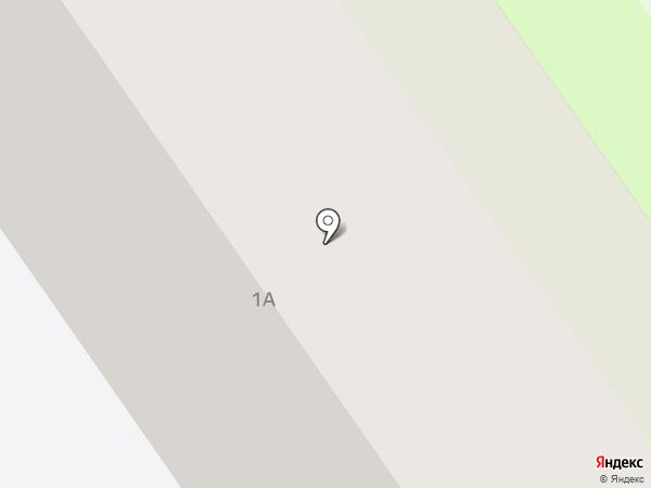 Общежитие на карте Старого Оскола