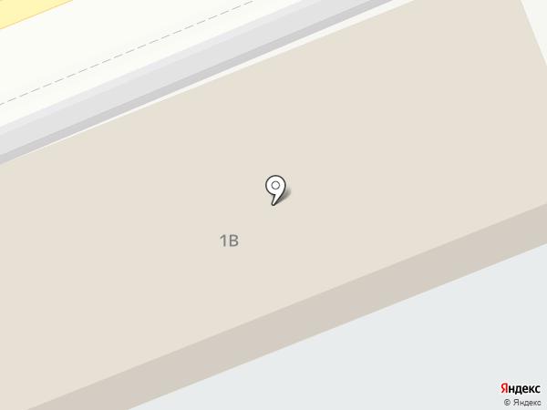 АЕ5000 на карте Старого Оскола