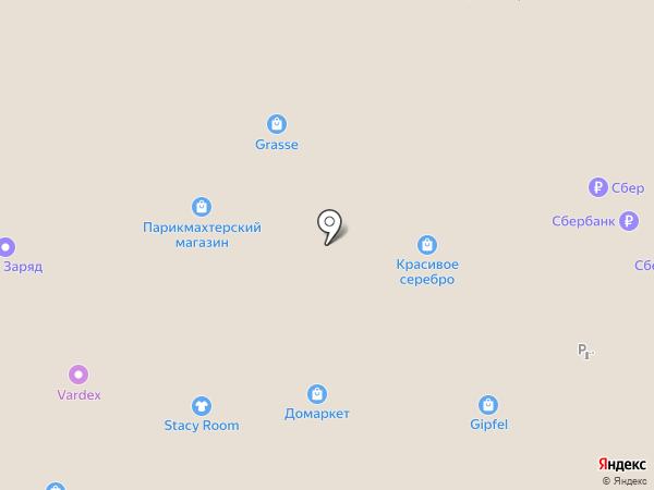 Эльбор на карте Люберец