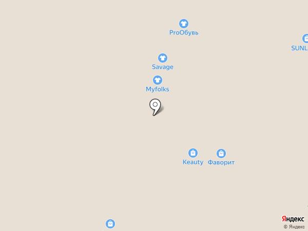 Holika Holika на карте Люберец