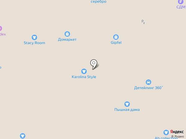 ДоМаркет на карте Люберец