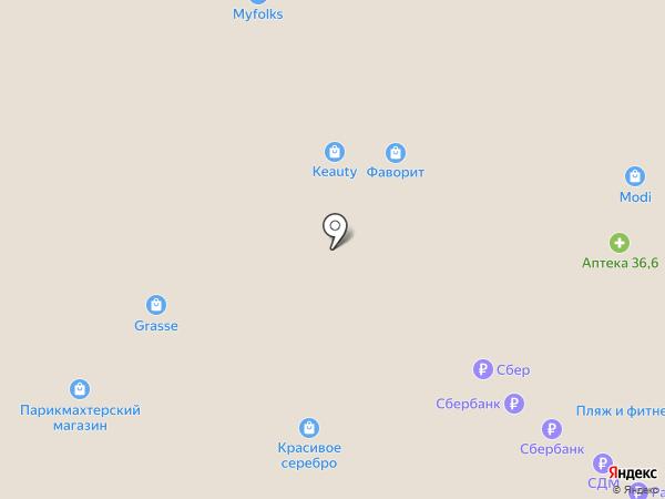 Fissman на карте Люберец