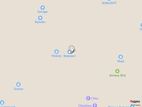 Билайн на карте Люберец