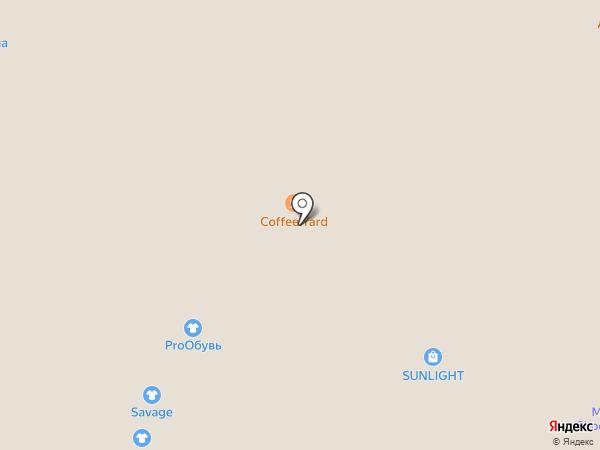 Дайна на карте Люберец