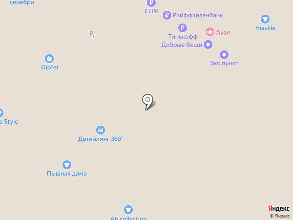 Gipfel на карте Люберец