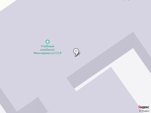 Учебный центр подбора и развития персонала на карте Старого Оскола