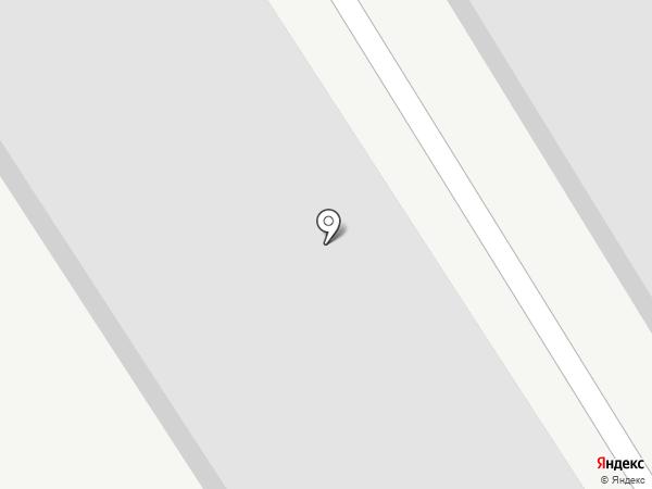 Автостоянка на карте Старого Оскола