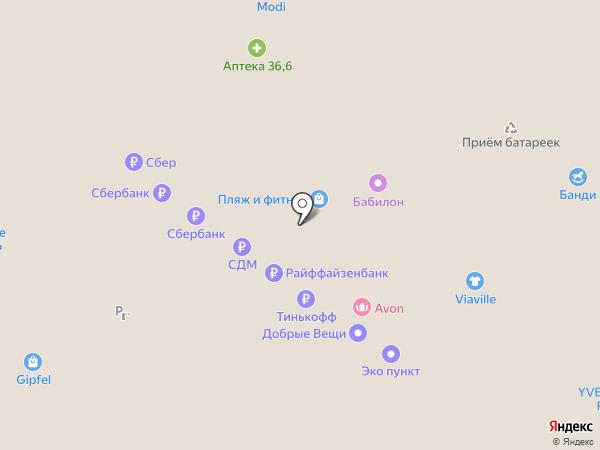 Платежный терминал, СДМ-банк, ПАО на карте Люберец