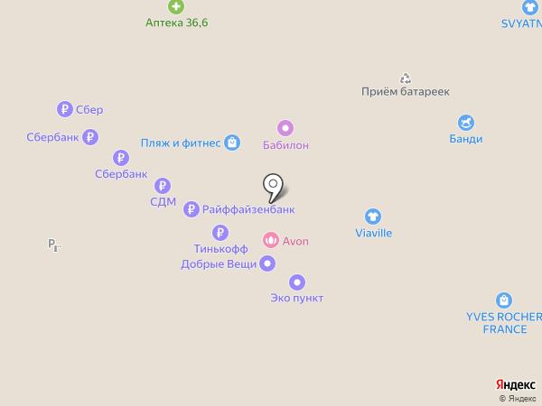 Элекснет на карте Люберец